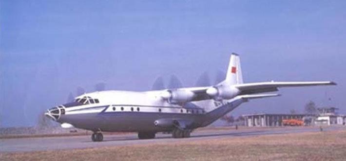 运8由西安飞机工业公司负责设计