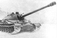 IS-7新式重型坦克