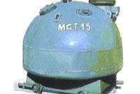 MCT15型非触发沉底雷