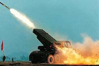 81式火箭扫雷车