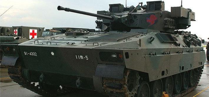 89式机械化步兵战车_坦克装甲车辆_环球兵器_环球网