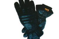 带嵌入物冷湿环境手套