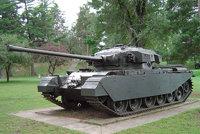 """""""百夫长""""坦克"""