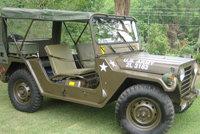 M151轻型车辆以及变体型