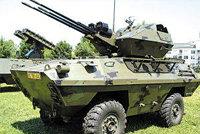 """克罗地亚""""勇士""""-30高炮"""