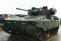 89式机械化步兵战车