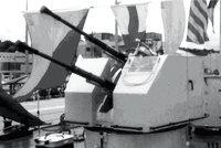61式25毫米双管舰炮