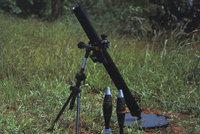 ODE120式迫击炮