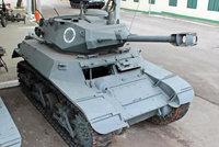X1A2轻型坦克