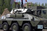 VEC轮式骑兵侦察车
