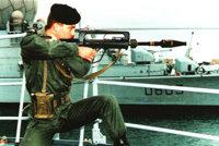 FAMAS G25.56毫米突击步枪