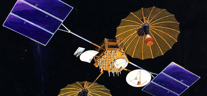 一些比较新的卫星能够接收300兆有效载荷