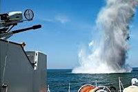 沉-2型水雷