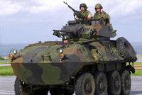 LAV-25轻型装甲车