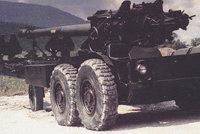 PLL01型155毫米牵引式加农榴弹炮