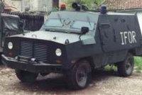 """""""游骑兵""""装甲人员运输车"""
