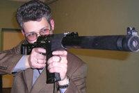 AS Val微声自动步枪