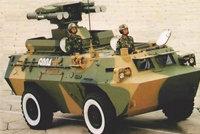 红箭-9反坦克导弹发射车