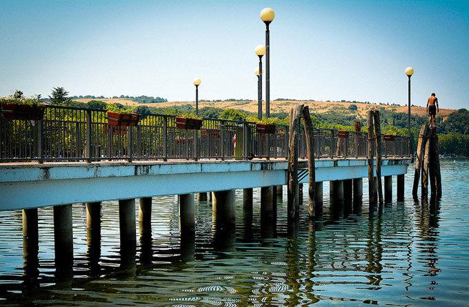布拉恰诺湖_罗马_意大利_环球旅行_环球网