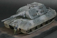 E-100超重型坦克
