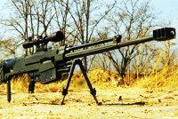 W03型12.7mm狙击步枪