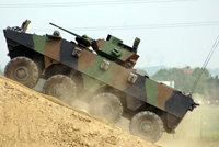 VBCI步兵战车