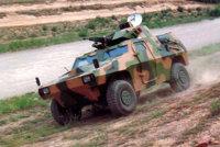 VN3轮式装甲车