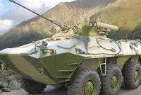BTR-90装甲人员运输车