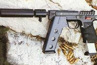 MTE224V和MTE224VA手枪