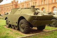 BRDM-2两栖侦察车