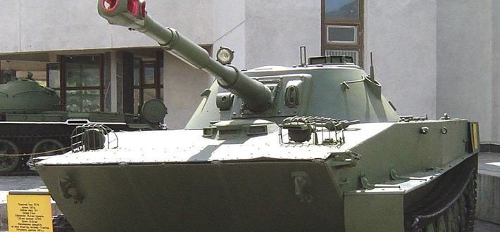 中国军魂网_PT-76轻型两栖坦克_坦克装甲车辆_环球兵器_环球网