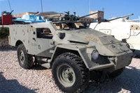 BTR-40装甲人员运输车