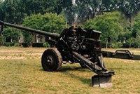 73式100毫米滑膛反坦克炮