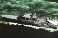 MkV级高速冲击艇