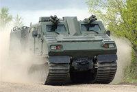 BvS10装甲人员运输车
