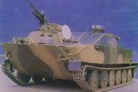 77式两栖装甲运输车