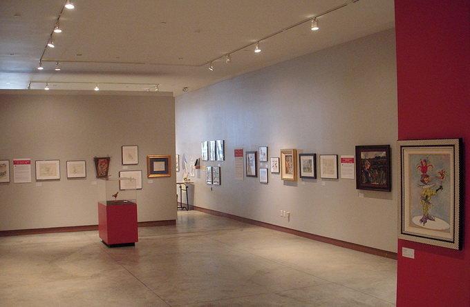 卡通艺术博物馆