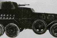 BA-9装甲车