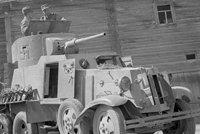 BA-3装甲车