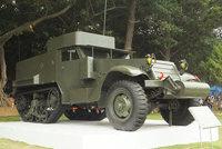 M2半履带车