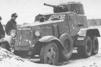 BA-10装甲车