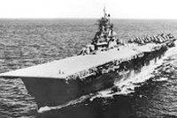 """""""邦克山""""号(CV-17)"""