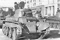 BT-7快速坦克
