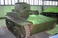 T-37两栖侦察坦克