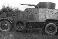 BA-5装甲车