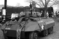 M8/猎犬/Greyhound装甲车