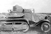 BA-30装甲车