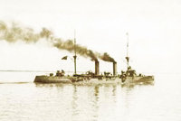 海容级巡洋舰