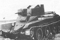BT-4快速坦克
