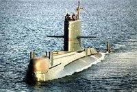 扫罗级潜艇